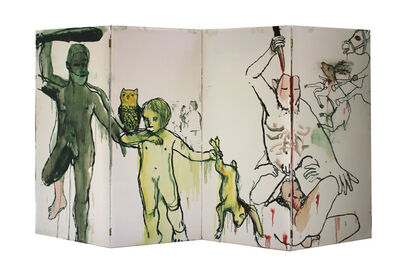 Eduardo Berliner, 'Biombo [Folding Screen]', 2015