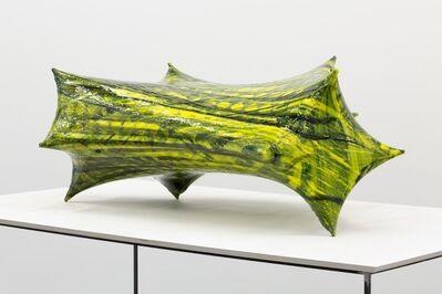 Jean-Luc Moulène, 'Caisse à Souffle (Moiré machine/main) (Paris, 2017)', 2017