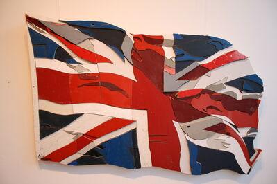 Diederick Kraaijeveld, 'Waving Flag I'