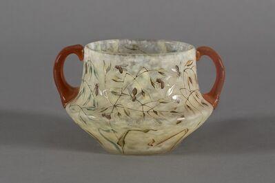 DAUM Nancy, 'Vase', ca. 1900
