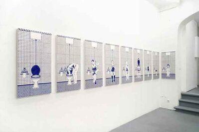 Dana Widawski, 'Artist's Rest', 2014