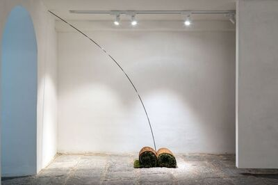 Simone Cametti, 'Composizione per campo base installation ', 2021