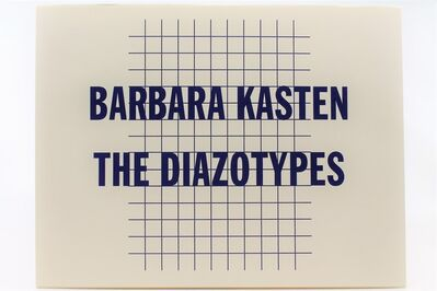 Barbara Kasten, 'The Diazotypes', 2015