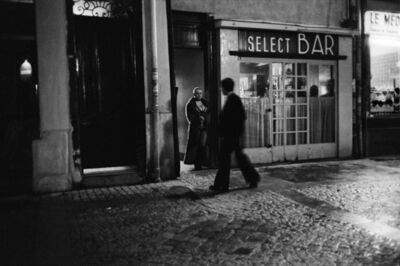 Jane Evelyn Atwood, 'Rue des Lombards, Paris', 1976-1977