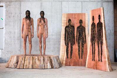 Aron Demetz, 'Sequoia', 2010
