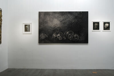 "Peter Marino, 'Installation view ""One Way: Peter Marino""'"