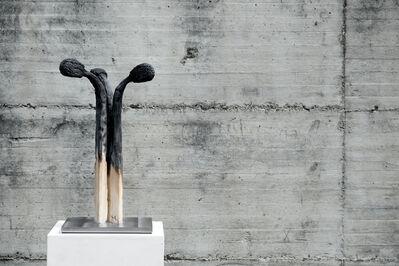 Valeria Vaccaro, 'Trittico marmiferi', 2016