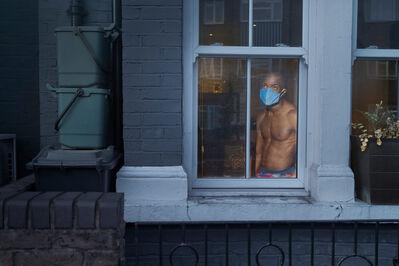 Julia Fullerton-Batten, 'Jamal, Lockdown Day 22', 2020