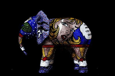 """Metis Atash, 'Elephant, """"On Our Way Up"""" feat. Lichtenstein, Classics Collection.', 2019"""