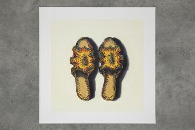 Lisa Milroy, 'Shoes', 2018