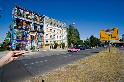 Azya Reznikov, 'Relocating Home, Berlin #2', 2009