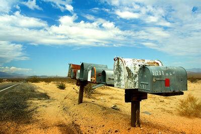 Matthew Ehrmann, 'Mailbox', 2013