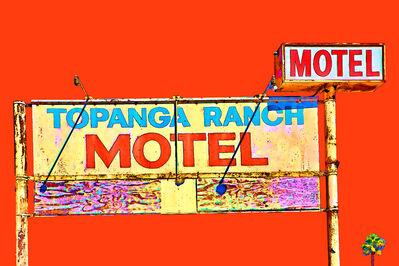 Janet Milhomme, 'Topanga Ranch Motel #4', 2018