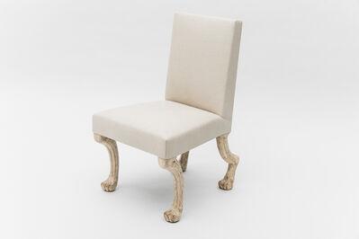 John Dickinson, 'Etruscan Chair', 1975-1979