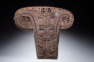 Oceanic Art, 'Massim Kula Canoe Splash Board, Trobriand Islands, New Guinea Art, Oceanic Art, Tribal Art, South Pacific ', Early 20th century