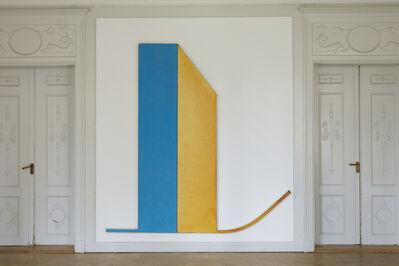 Harvey Quaytman, 'French Feather Blanket', 1970