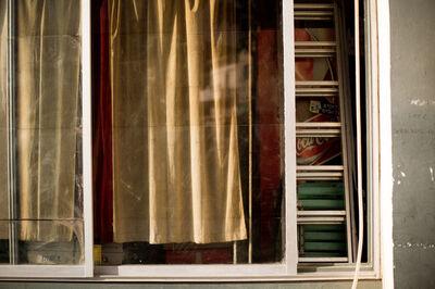 Kovi Konowiecki, 'Curtain in Window', 2016