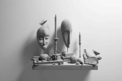 Hans Op de Beeck, 'Still Life (wall piece) (7)', 2019