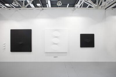 Turi Simeti, 'Turi Simeti @ Arte Fiera 2017', 2017
