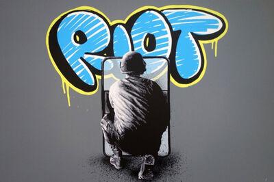 Martin Whatson, 'Riot', 2016