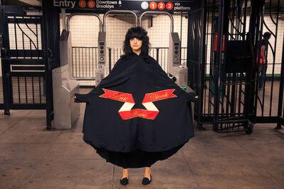 Sarah Maple, 'Subway Cloak', 2015
