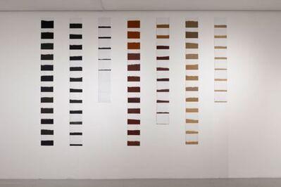 Daniel Monroy Cuevas, 'Cuadro x cuadro (Docencia práctica II)', 2013
