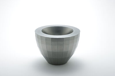 Chung Yongjin, 'Thick Wall Wine Cooler with 120 Facets', 2013