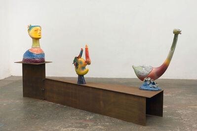 Alessandro Pessoli, 'The Last Cesar', 2012