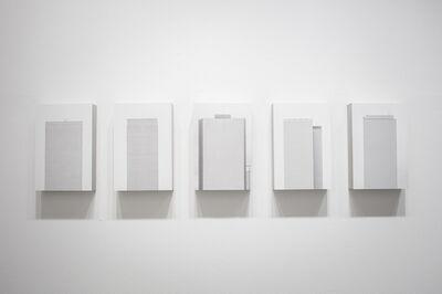 Ivan Padovani, 'Políptico Campo Cego 5 peças', 2014