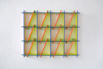 Adam Frezza & Terri Chiao, 'Tone y Stanza', 2019