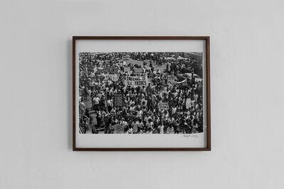 George Rodriguez, 'Chicano Moratorium, Boyle Heights, 1970', 1970