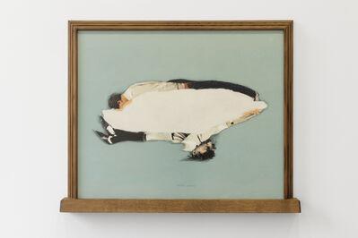 Ger van Elk, 'Cloudy Conscience (C de X)', 1994