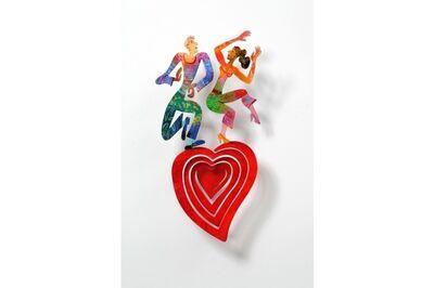 David Gerstein, 'Dancing Heart', 2011