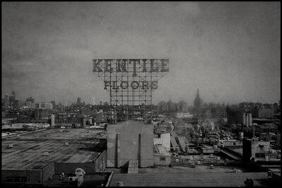 Dan Winters, 'Kentile Floors', 1988