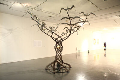 U-Ram Choe, 'Arbor Deus (Tree of God)', 2010