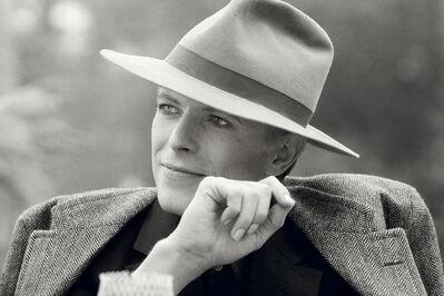 Terry O'Neill, 'David Bowie', 1975