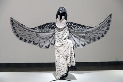Simon Starling, 'At the Hawk's Well (Grayscale)', 2014