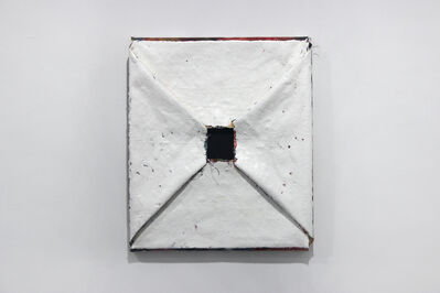 Adam Winner, 'Large Crushed Bucket #2', 2015