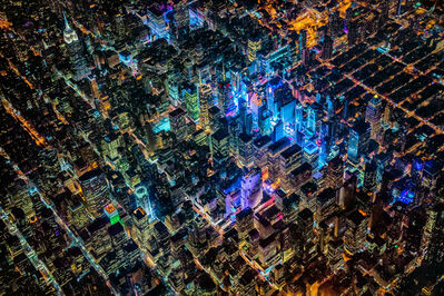 Vincent Laforet, 'New York I, March 16', 2015