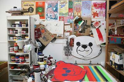 E. Brady Robinson, 'Anthony Dihle, Artist', 2013
