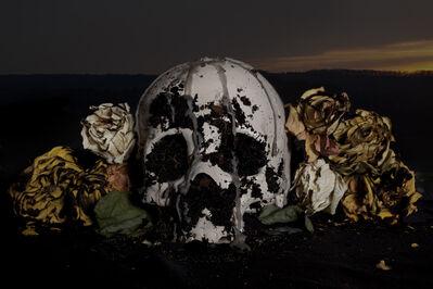 Nick & Sheila Pye, 'Sugar Skull', 2009