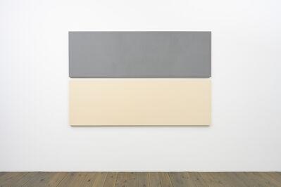 Alan Charlton, 'Painted / Unpainted', 2019