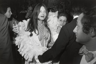Garry Winogrand, 'Centennial Ball, Metropolitan Museum, New York', 1969