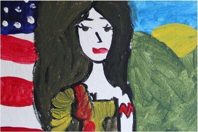 Reyna Vera Prieto, 'Immigrant Divided', 2016