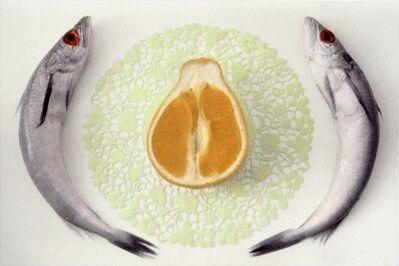 Maria Muller, 'Fish and Orange'