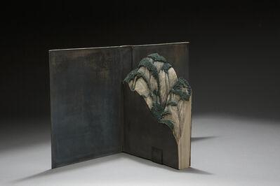 Guy Laramée, 'Arts de la Chine (detail)', 2016