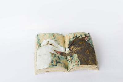 Wang Guan-Jhen, 'The Book You Can't Put Down–Beast', 2019