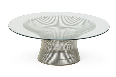 Warren Platner, 'Coffee table', 1980s