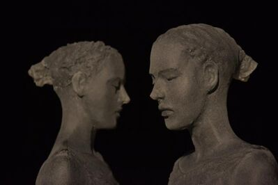 Nicolas Africano, 'Untitled (Twins) DETAIL', 2016