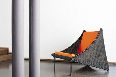 """Mathieu Matégot, '""""Ferotin"""" armchair', 1952"""
